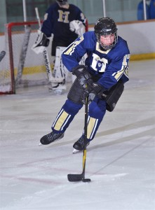 Sean Whitfield Mullen Hockey